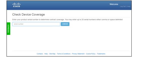 Cisco Device Coverage Checker - coverage-checker-checking-status